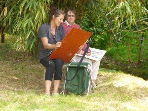 Lynda tutoring Jill